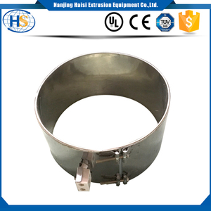 Band heater for extruder machine twin screw and single screw design