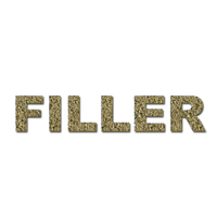 Characteristics of Fillers Required in Practical Application