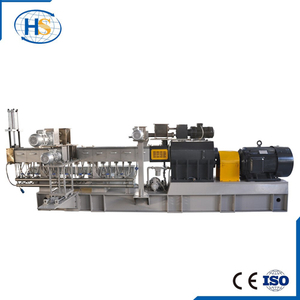 WPC Composite Materials Compounding Twin Screw Extrusion Machine