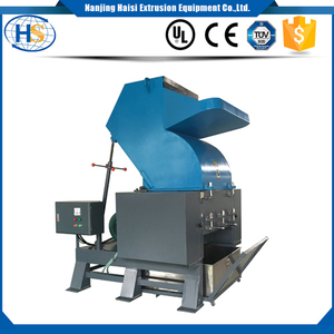 100-500kg/h Plastic Recycling Crusher Machine with Medium and High Production