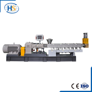 PP + Short Glass Fiber Reinforced Plasitc Granulating Twin Screw Extruder
