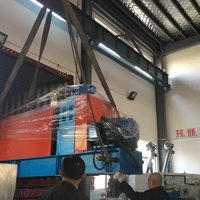 SJ-150 Single Screw Extruder for PE Pipe Recycle
