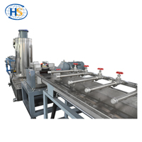Exhibitor machine on Chinaplas - Automatic strand pelletizing line