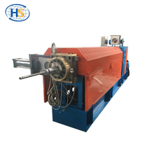 SJ-150 Single Screw Extruder for PE Pipe Scrap Recycling And Pelletizing