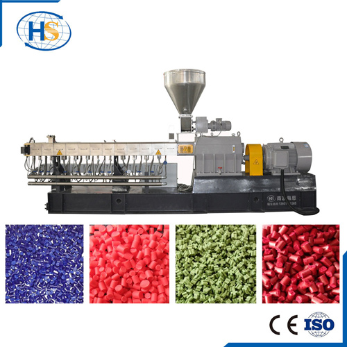 TSE-75B High Production Color Masterbatch Twin Screw Extruder