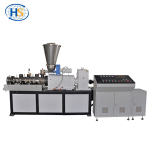 Conical Twin Screw Extruder for PVC compounding