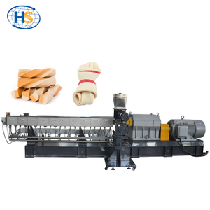 Twin Screw Extruder for Dog Food Making